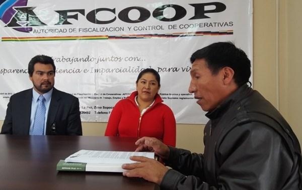 CRE es la primera cooperativa en readecuar sus estatutos a la Nueva Ley de Cooperativas
