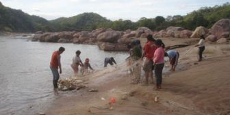 Comisión trinacional evaluará trabajos de prevención de la contaminación del Río Pilcomayo
