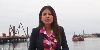 """Alcaldesa de Antofagasta emula al rey español Juan Carlos I y le dice a Evo: """"Por qué no te callas"""""""