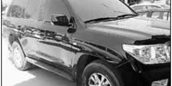 Cae narco con armas y vagoneta de $us 95.000