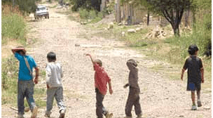 San Benito, un sueño que busca a niños de la calle