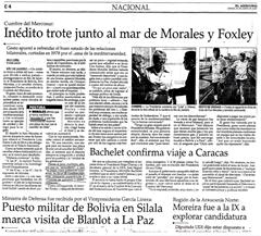 Morales y Foxley