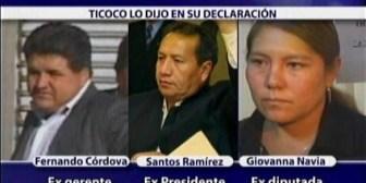Atraco: Los 450 mil eran para Santos Ramírez