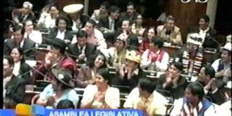 Bolivia tendrá los diputados más caros del mundo