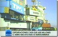 exportacionesbajaron