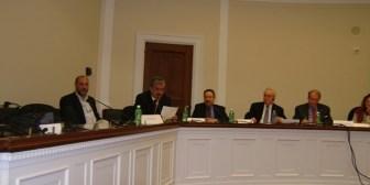 Urenda en el Congreso de Estados Unidos; habló sobre el deterioro de la democracia boliviana