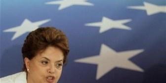 Sondeos reiteran que gana Rousseff pero no descartan segunda vuelta