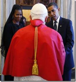 Papa_recibe_matrimonio_Obama_imagen_archivo