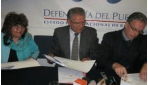 Defensora del Pueblo de Pando renunció tras ser acusada de robo