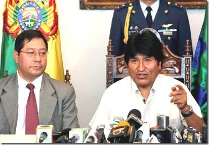 BOLIVIA-IMPUESTOS
