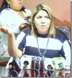 Bolivia Jessica Echeverria