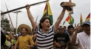 TIPNIS: Indígenas retoman la marcha este sábado desde Quiquibey