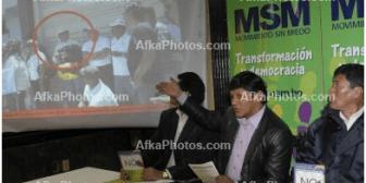 """MAS defiende al presidente del Tribunal Electoral; MSM lo acusó de ser """"árbitro del gobierno"""""""