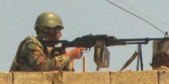 Siria: observadores piden retiro de francotiradores