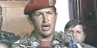 A festejar el golpe de Chávez