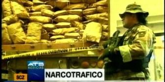 Encuentran dos contenedores, se pretendía trasladar droga valuada en 12 millones de euros