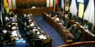 Senado aprueba proyecto de Ley de consulta posterior
