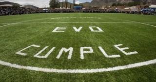 Cliza, en el Valle Alto de Cochabamba, tiene 8.000 habitantes urbanos y se construye un estadio para 35.000 espectadores