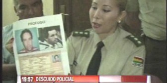 Fuga de peligroso sicario brasileño, Gobierno habla de investigar a policías
