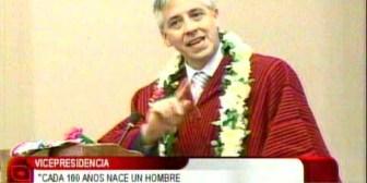 """García llama a sectores del Conamaq a garantizar denominado """"proceso de cambio"""""""