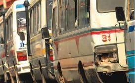 Choferes anuncian un reajuste en las tarifas del transporte público