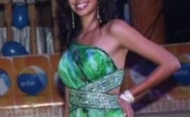 Miss Potosí 2012 es Verónica Cecilia Cruz