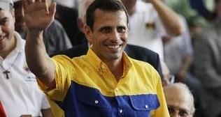 Capriles toma la delantera