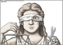 Encuesta: paceños no confían en la justicia