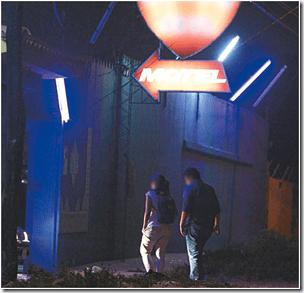 Amantes entran al motel la naranja mecanica en guapulo - 3 1