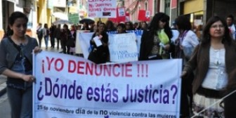 En Bolivia, denuncian 29 casos de feminicidio sólo en dos meses