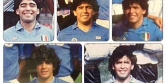 """Tanti auguri, Diego"""