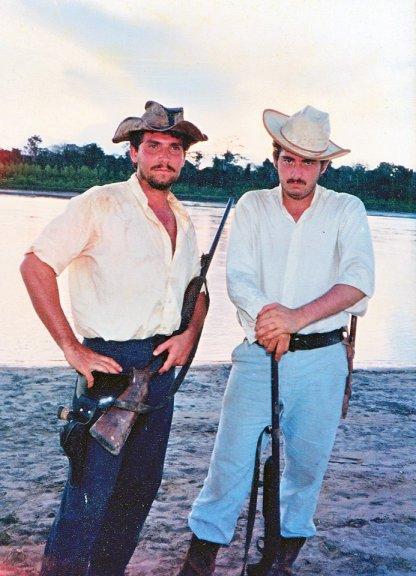 Los Pioneros (1990)