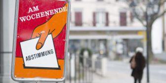Un 74% de los suizos rechazan cerrar las puertas a los nuevos inmigrantes