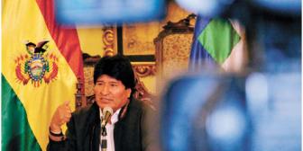 Evo revela que 'varios presidentes' ofrecieron hacer gestiones en diferendo marítimo con Chile