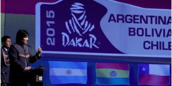 Gobierno declara feriado nacional el 12 de enero por el Dakar