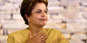 """Dilma Rousseff asegura que Brasil superará crisis económica """"coyuntural"""""""