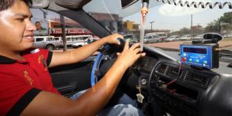 Taxistas ultiman a la Alcaldía para que  seanule el taxímetro
