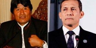 Evo-Ollanta: crónica de un contubernio fallido