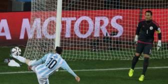 """Messi: """"Ojalá mis goles lleguen en la final"""""""