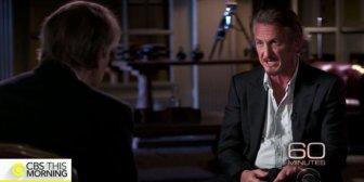 """Sean Penn tras la reunión con """"El Chapo"""" Guzmán: """"Las autoridades se sintieron humilladas"""""""