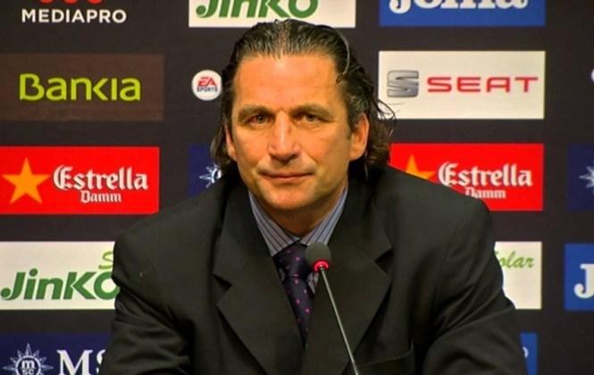 Juan Antonio Pizzi es el virtual entrenador de la selección chilena de fútbol