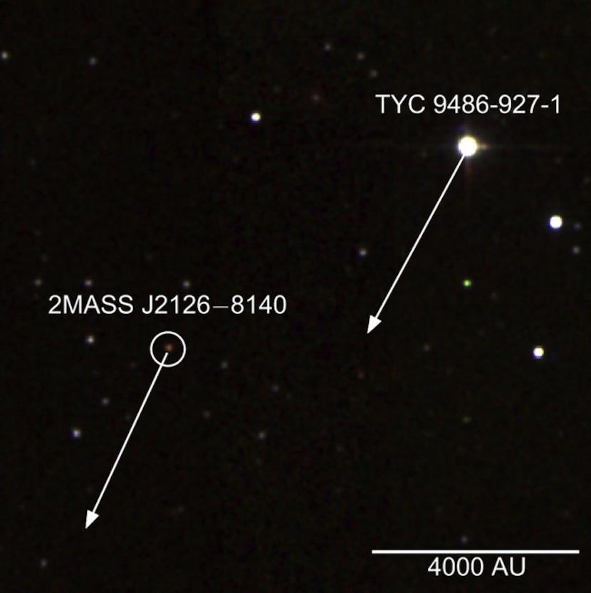 tyc La RAS nos habla del sistema solar más grande el universo