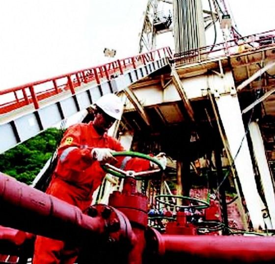 La exportación de gas cayó en $us 2.241 millones en 2015