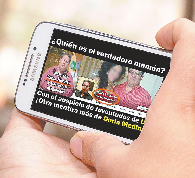 contenido. El oficialismo basa sus mensajes en los logros y los beneficios de los 10 años de gobierno del presidente Evo Morales, para promover el Sí en las redes sociales.