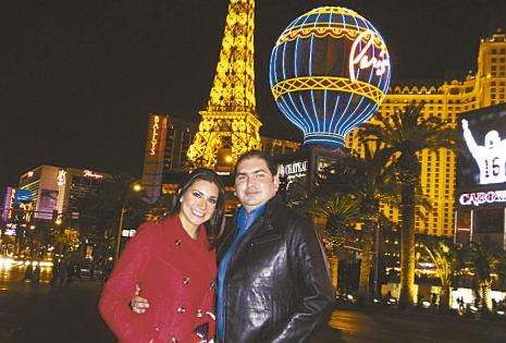 /Paola Coimbra Y Fabio Gutiérrez. la miss bolivia 2001 y su esposo aguardan a su segundo bebé, después de fabianne