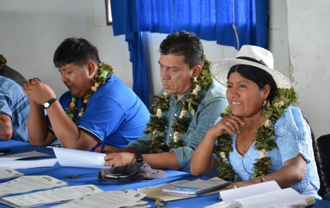 Denuncian que Bartolinas festejaron aniversario en 2014 con recursos del Fondo Indígena