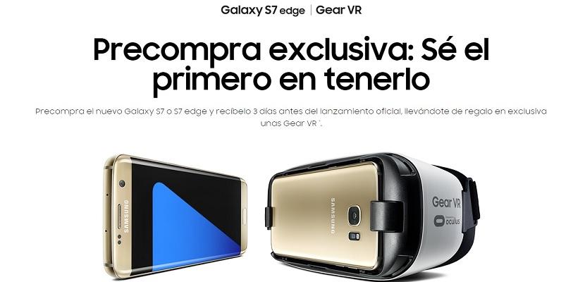 Samsung Galaxy S7 4 El Samsung Galaxy S7 ya está disponible en preventa en España y otros países