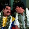 Nicolás Maduro junto a Evo Morales, presidente de Bolivia / Foto archivo