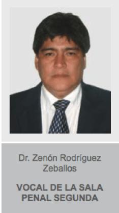 Dr. Zenón Rodriguez Zeballos