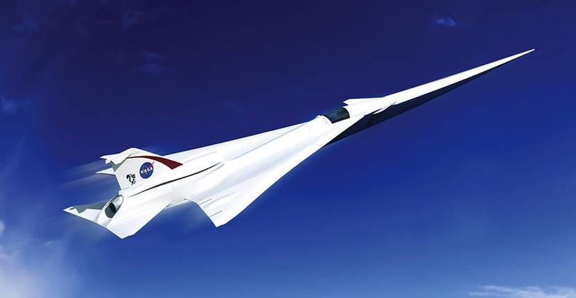 nasa NASA recibe 20 millones de dólares para su avión supersónico